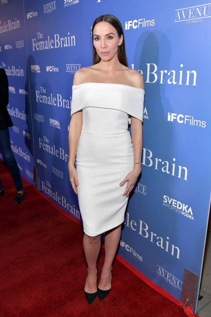 Whitney Cummings at The Female Brain Premiere in Los Angeles 02/01/2018-1