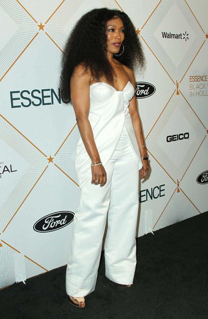 Angela Bassett at 2018 Essence Black Women in Hollywood Oscars Luncheon in Los Angeles 03/01/2018-4
