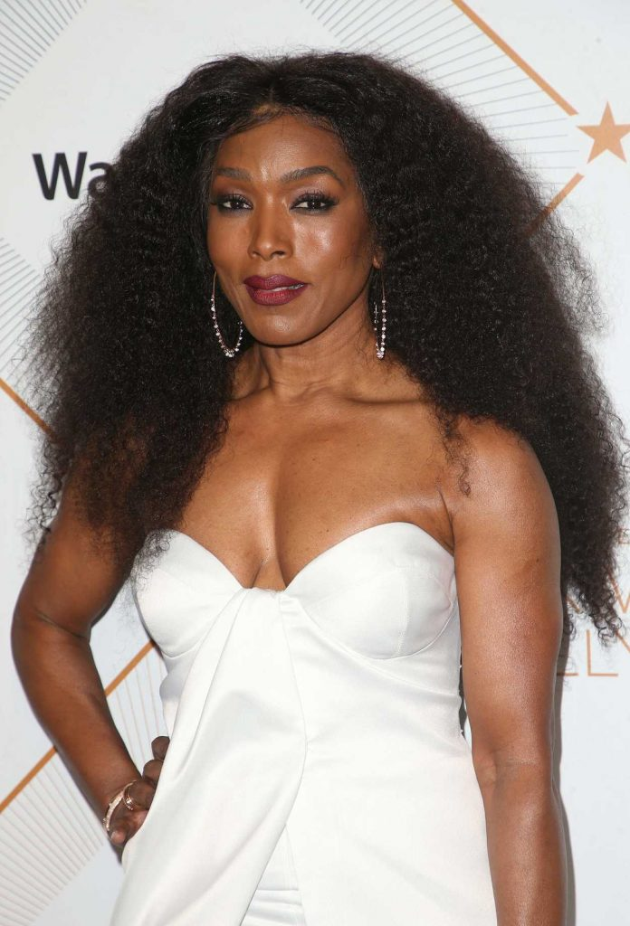 Angela Bassett at 2018 Essence Black Women in Hollywood Oscars Luncheon in Los Angeles 03/01/2018-5