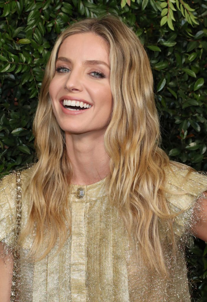 Annabelle Wallis at the Chanel and Charles Finch Pre-Oscar Dinner in Los Angeles 03/03/2018-5