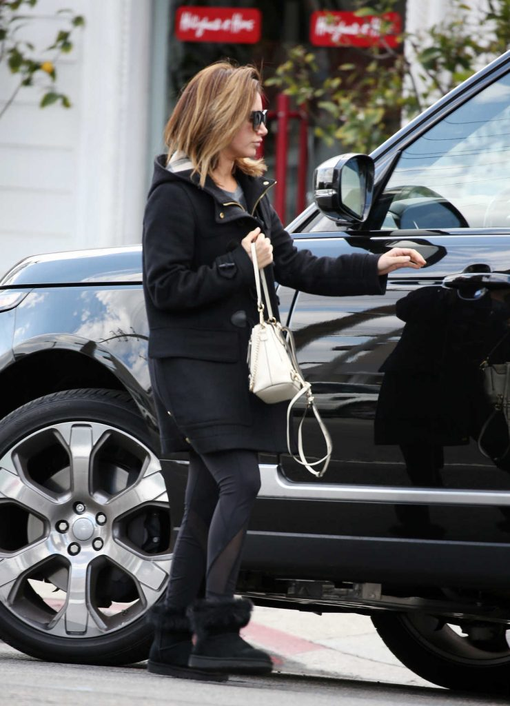 Ashley Tisdale Was Spotted Out in Woodland Hills 02/28/2018-5