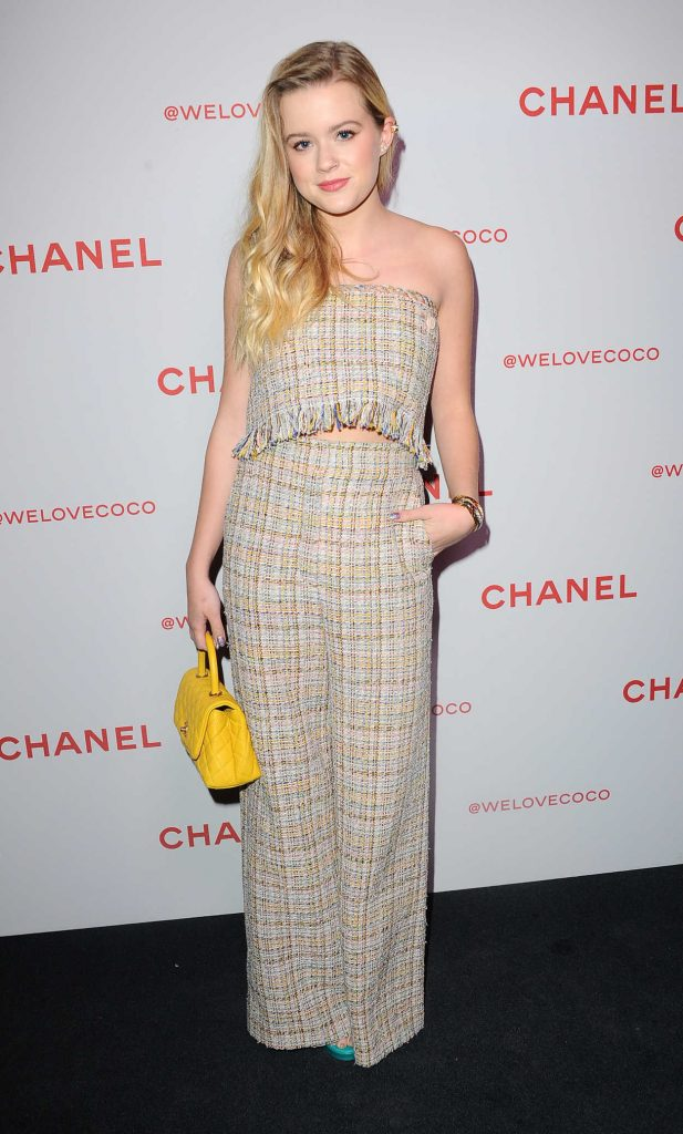Ava Phillippe Attends the Chanel Party to Celebrate the Chanel Beauty House in LA 02/28/2018-2
