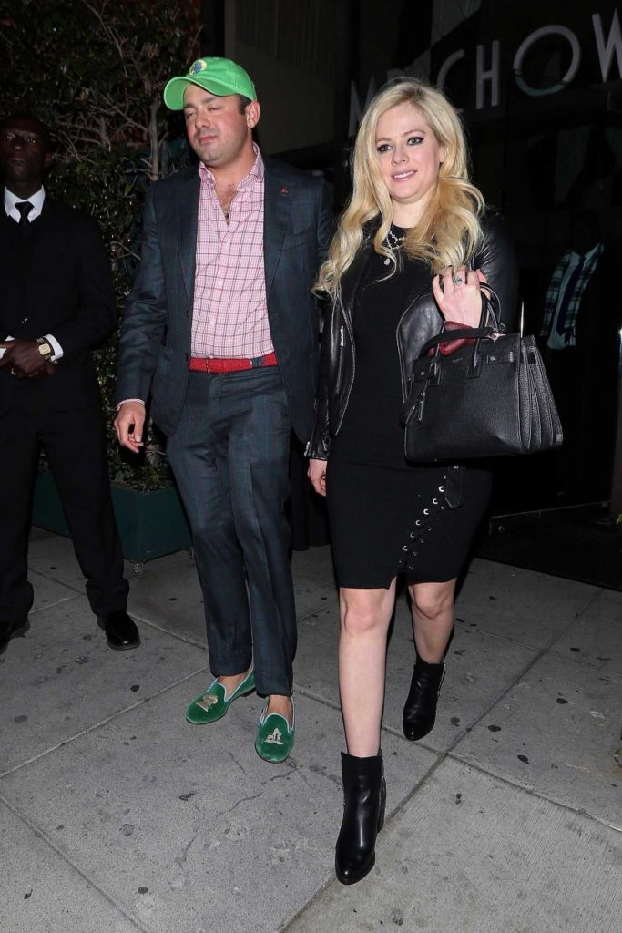 Avril Lavigne Was Spotted Out in Beverly Hills 03/02/2018-1