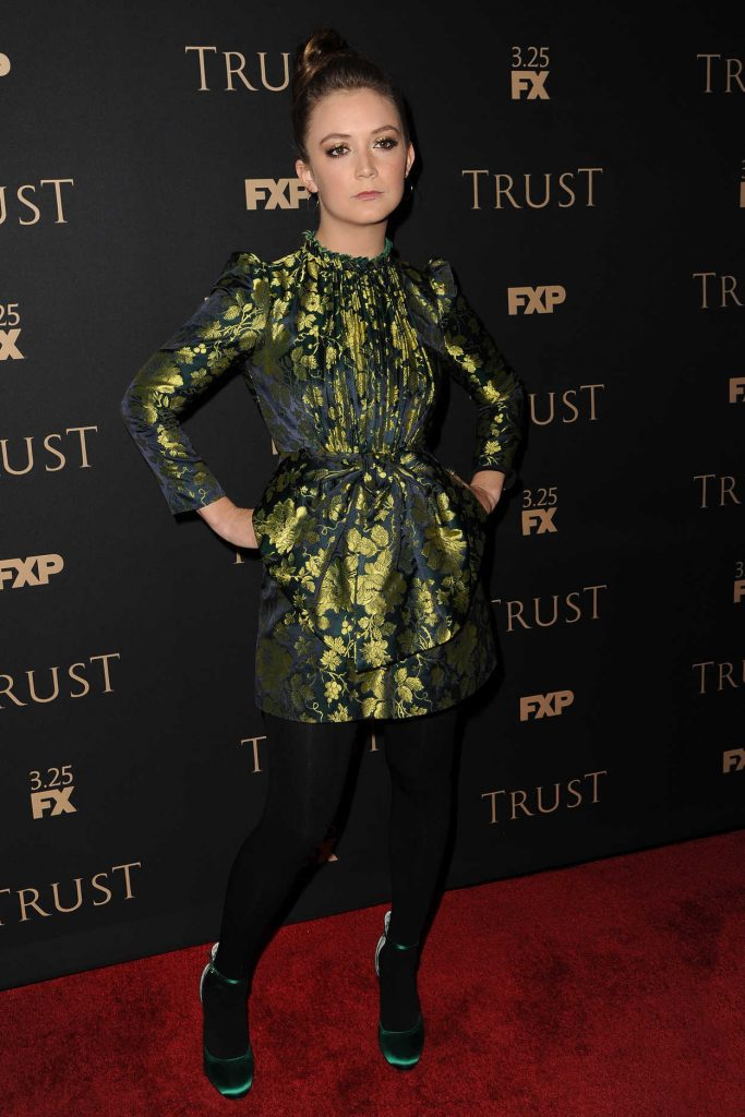 Billie Lourd Attends FX All-Star Party in New York 03/15/2018-1