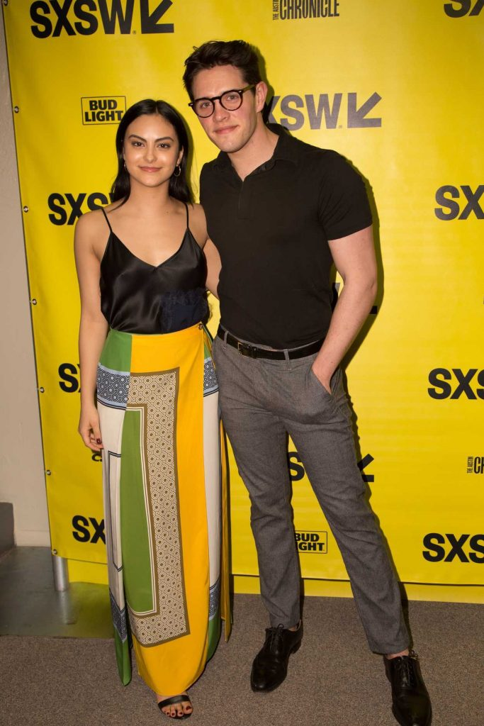 Camila Mendes at the First Light Premiere During 2018 SXSW Festivals in Austin 03/10/2018-3