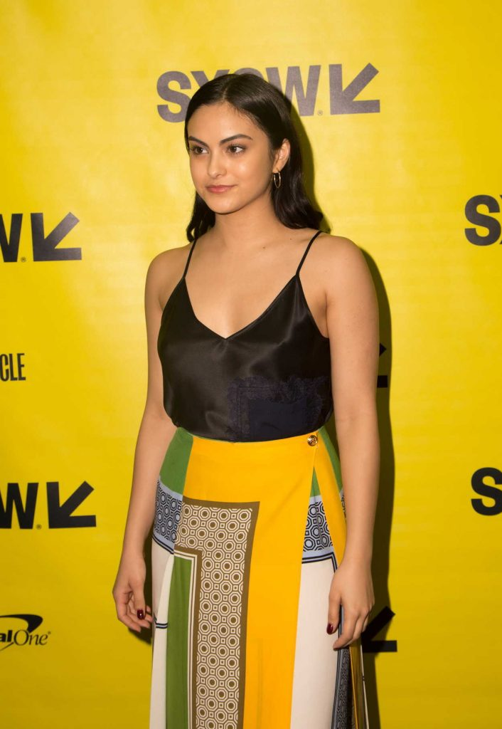 Camila Mendes at the First Light Premiere During 2018 SXSW Festivals in Austin 03/10/2018-4