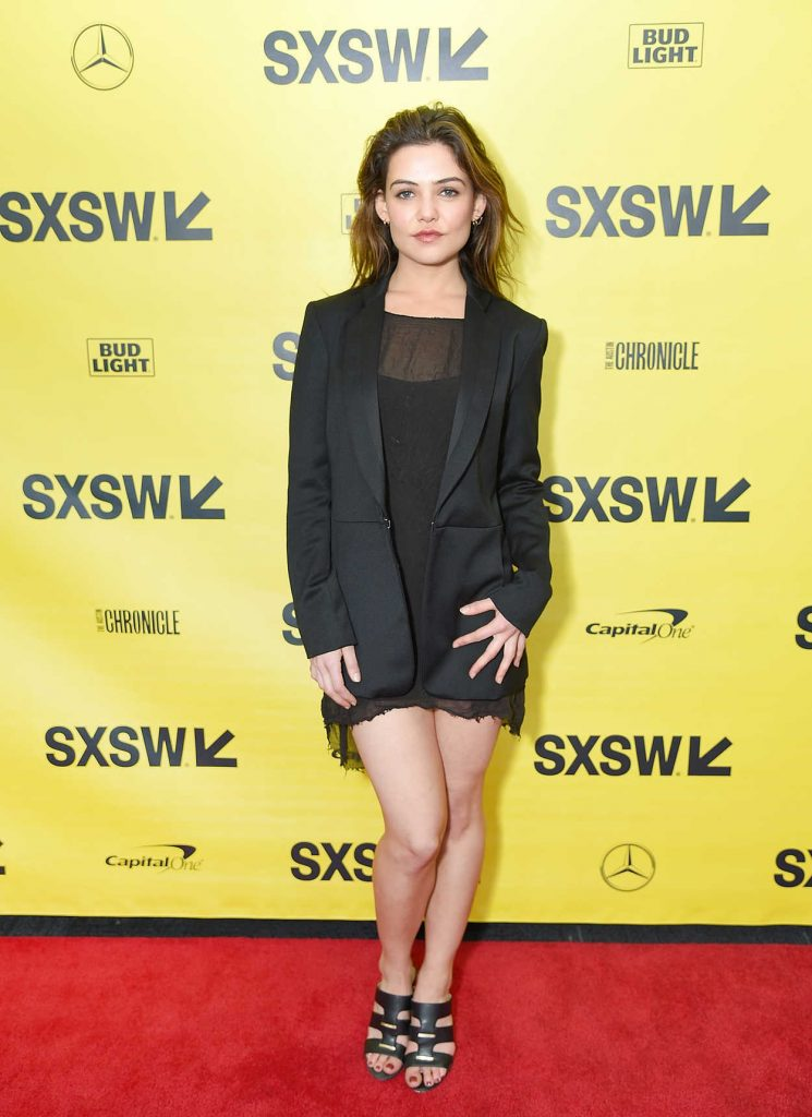 Danielle Campbell at You Can Choose Your Family Premiere During 2018 SXSW Festivals in Austin 03/11/2018-1