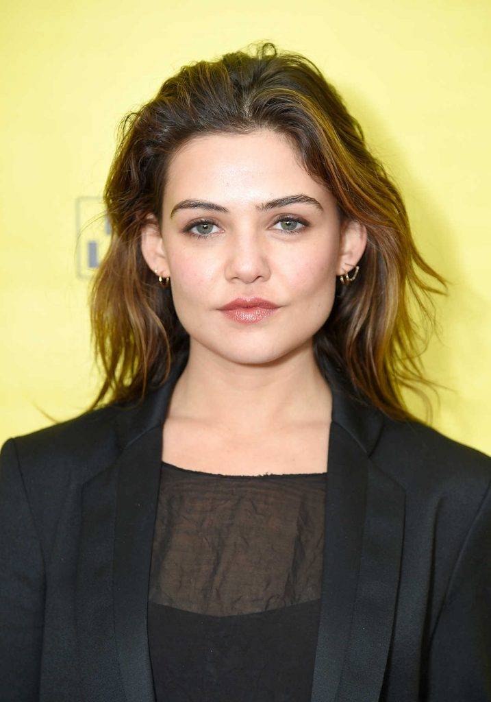 Danielle Campbell at You Can Choose Your Family Premiere During 2018 SXSW Festivals in Austin 03/11/2018-2