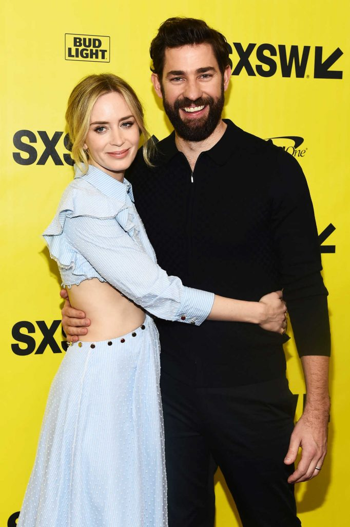 Emily Blunt at A Quiet Place Premiere During the SXSW Festival in Austin 03/09/2018-5