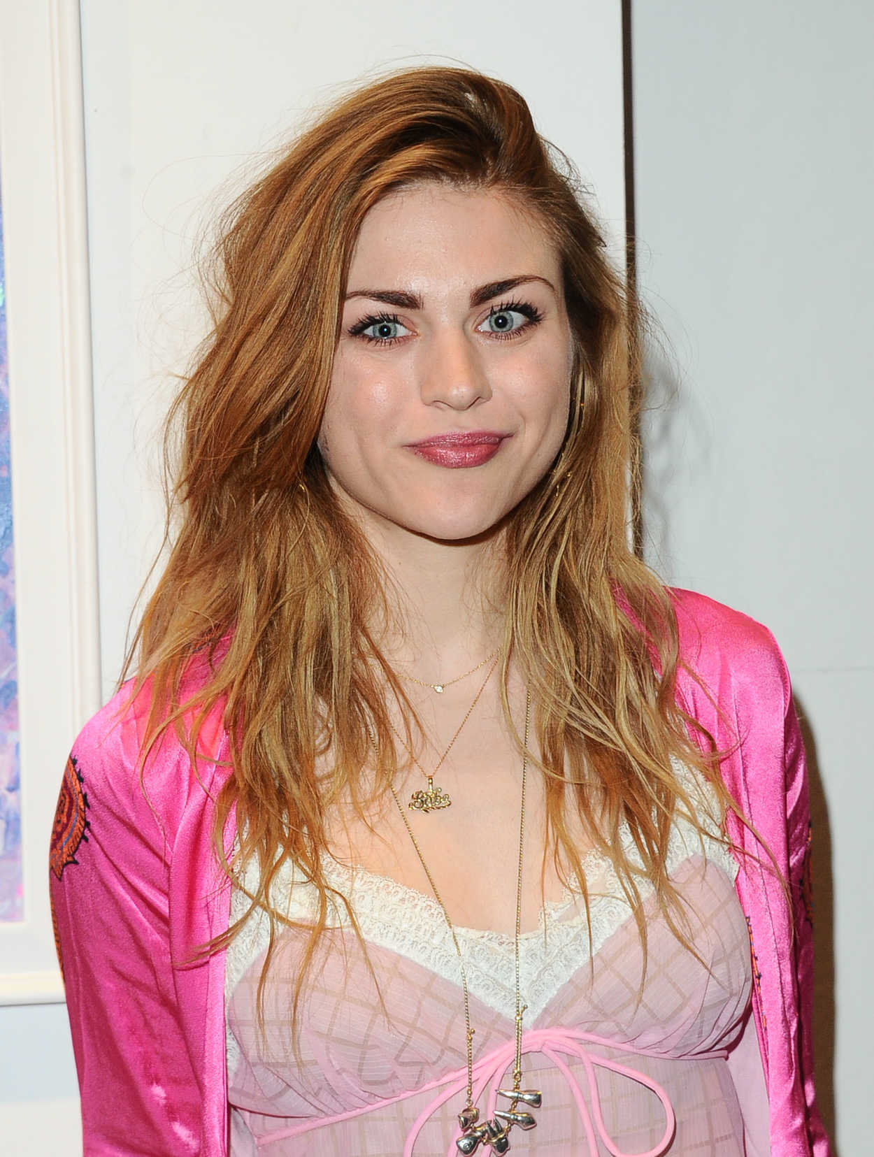 Frances Bean Cobain At Other People S Children Store