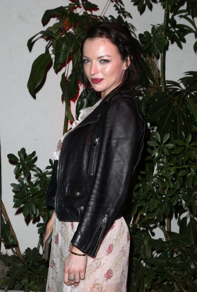 Francesca Eastwood at the Cadillac Oscar Celebration in Los Angeles 03/01/2018-5