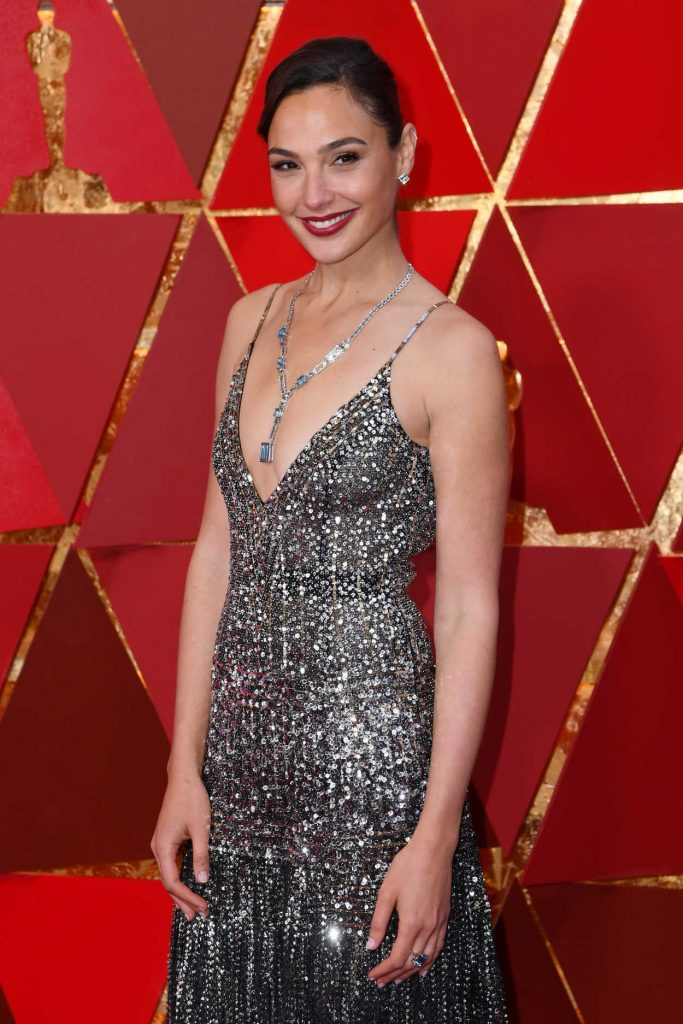 Gal Gadot at the 90th Annual Academy Awards in Los Angeles 03/04/2018-4