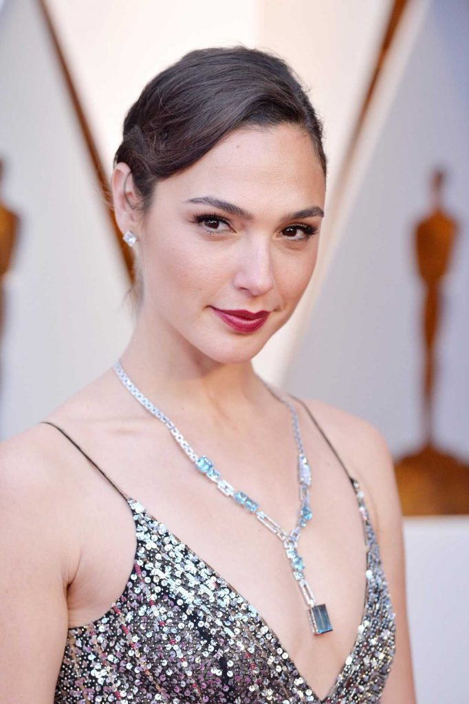 Gal Gadot at the 90th Annual Academy Awards in Los Angeles 03/04/2018-5