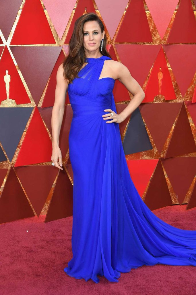 Jennifer Garner at the 90th Annual Academy Awards in Los Angeles 03/04/2018-1