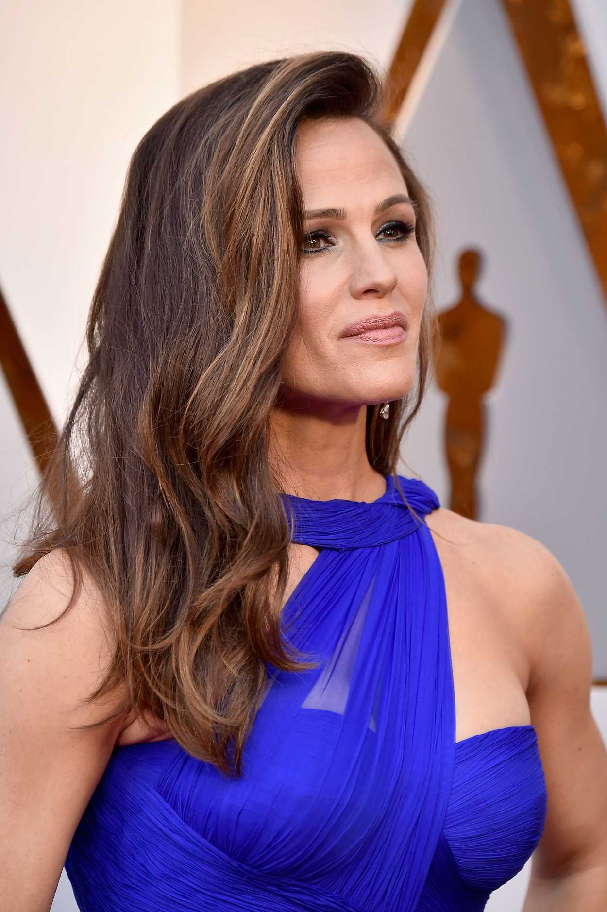 Jennifer Garner at the 90th Annual Academy Awards in Los ...