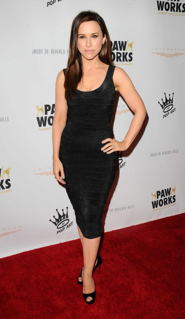 Lacey Chabert at the James Paw 007 Ties and Tails Gala in Westlake Village 03/10/2018-1