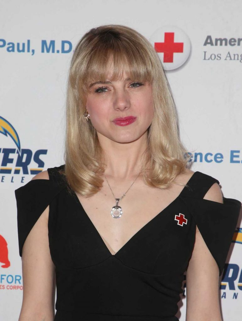 Laura Slade Wiggins at the Red Cross Los Angeles 2nd Annual Humanitarian Awards in Los Angeles 03/09/2018-4