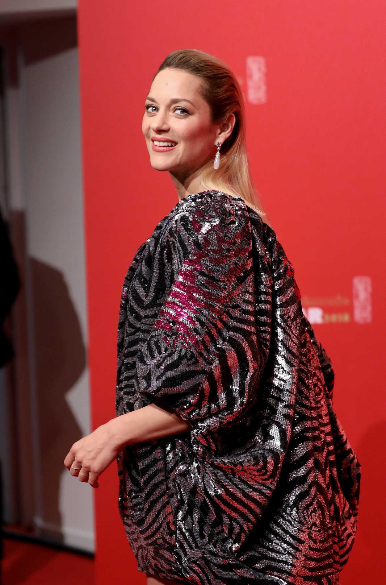 marion cotillard at 2018 cesar film awards at salle pleyel in paris 03 02 2018. Black Bedroom Furniture Sets. Home Design Ideas