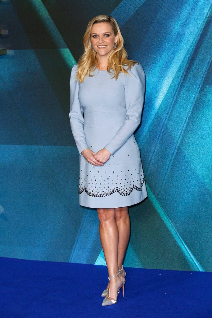 Reese Witherspoon at A Wrinkle in Time Premiere in London 03/13/2018-1