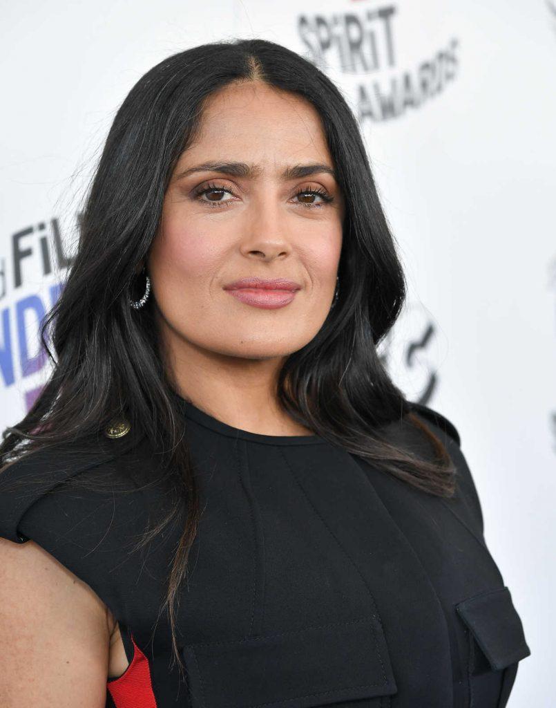 Salma Hayek at the 33rd Film Independent Spirit Awards in Santa Monica 03/03/2018-5