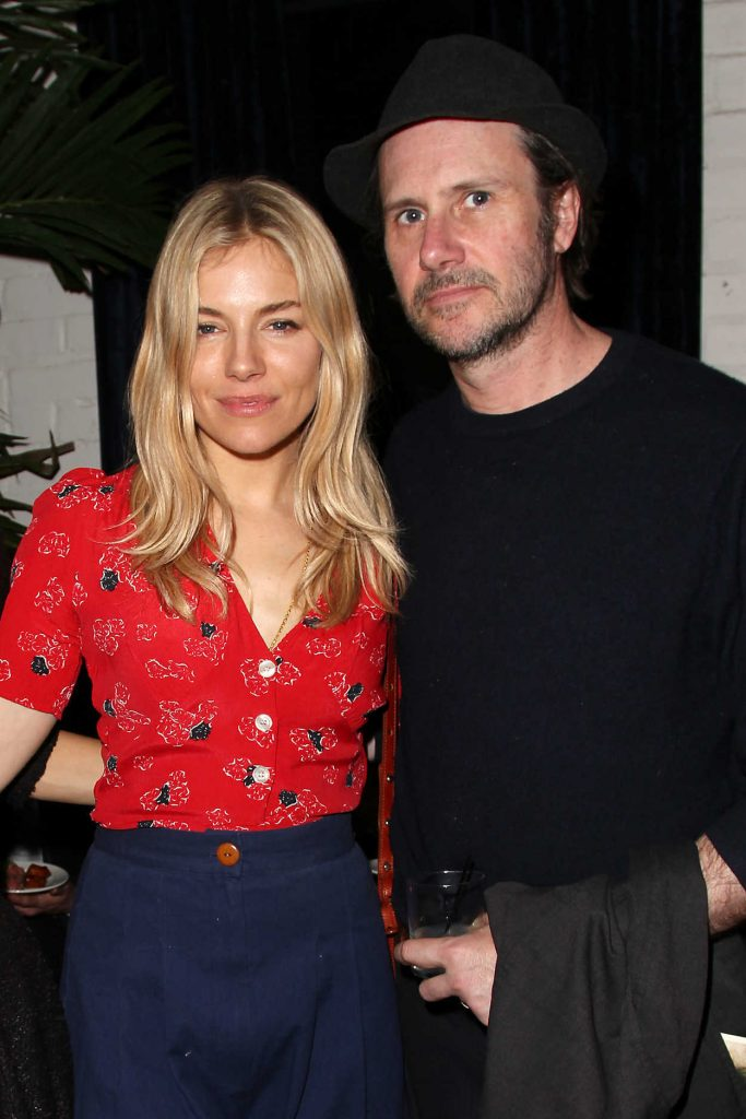 Sienna Miller at the 2nd Metrograph Anniversary Party in New York 03/22/2018-4