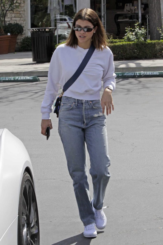 Sofia Richie Was Spotted Out in Calabasas 03/12/2018-3