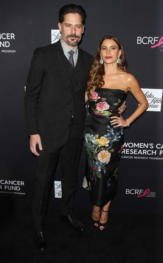 Sofia Vergara at The Women's Cancer Research Fund Hosts an Unforgettable Evening in Los Angeles 02/27/2018-3