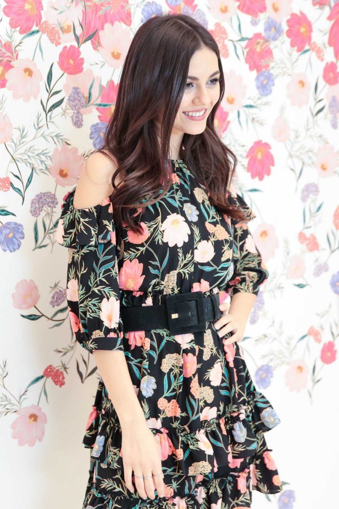Victoria Justice at the Kate Spade Bloom Bloom Event in New York 03/20/2018-3