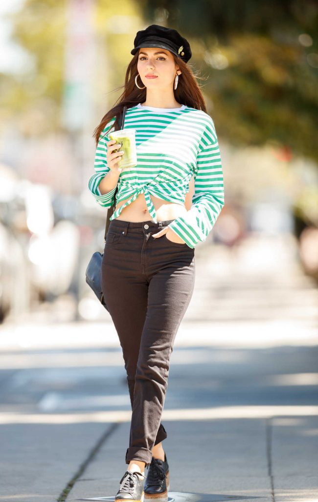 Victoria Justice Was Spotted Out in Studio City 03/27/2018-3
