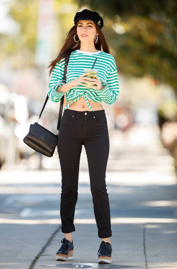 Victoria Justice Was Spotted Out in Studio City 03/27/2018-4