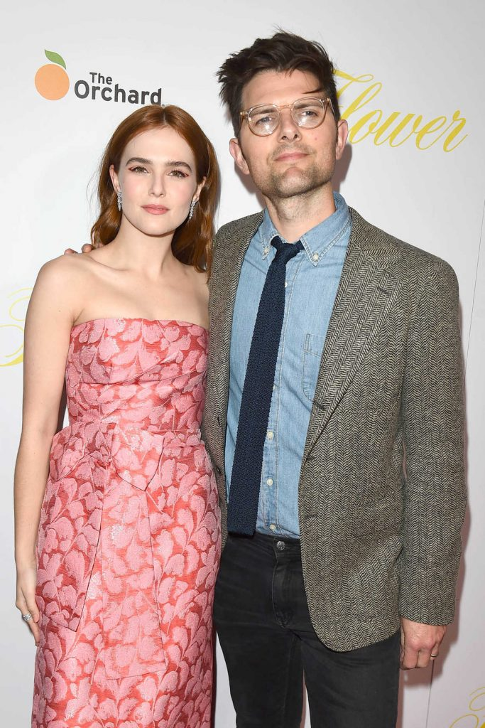 Zoey Deutch at the Flower Premiere in Los Angeles 03/13/2018-3