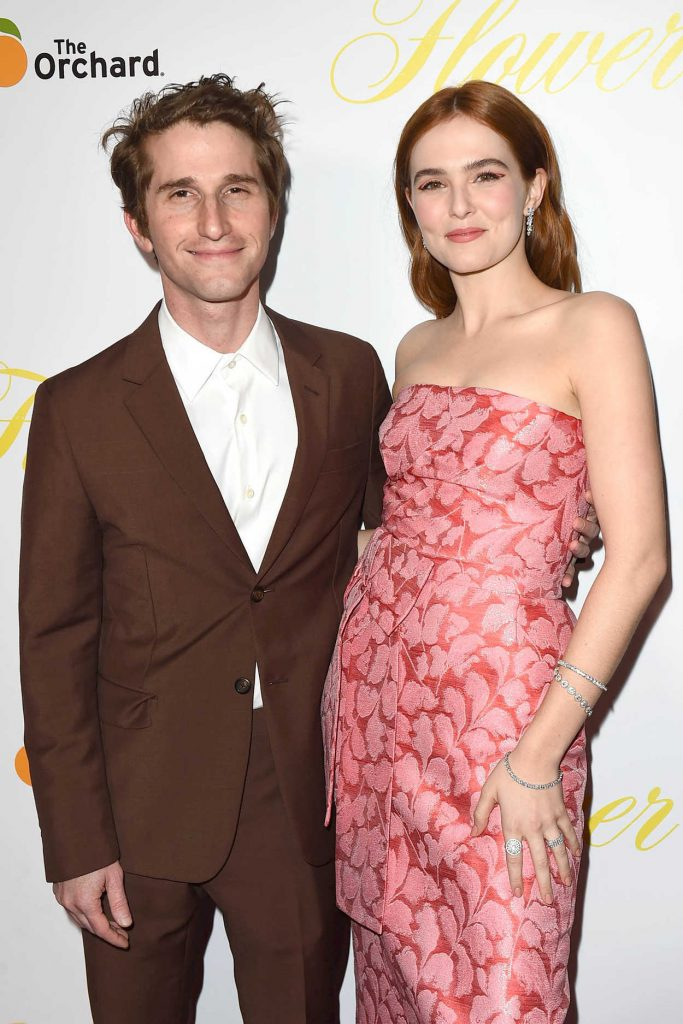 Zoey Deutch at the Flower Premiere in Los Angeles 03/13/2018-4
