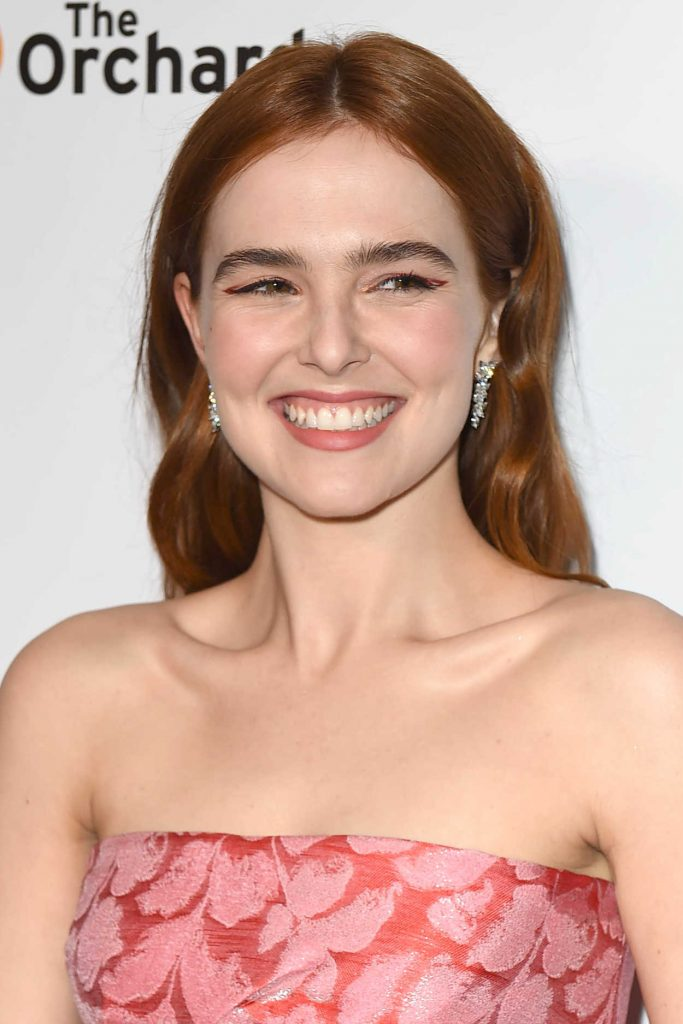 Zoey Deutch at the Flower Premiere in Los Angeles 03/13/2018-5