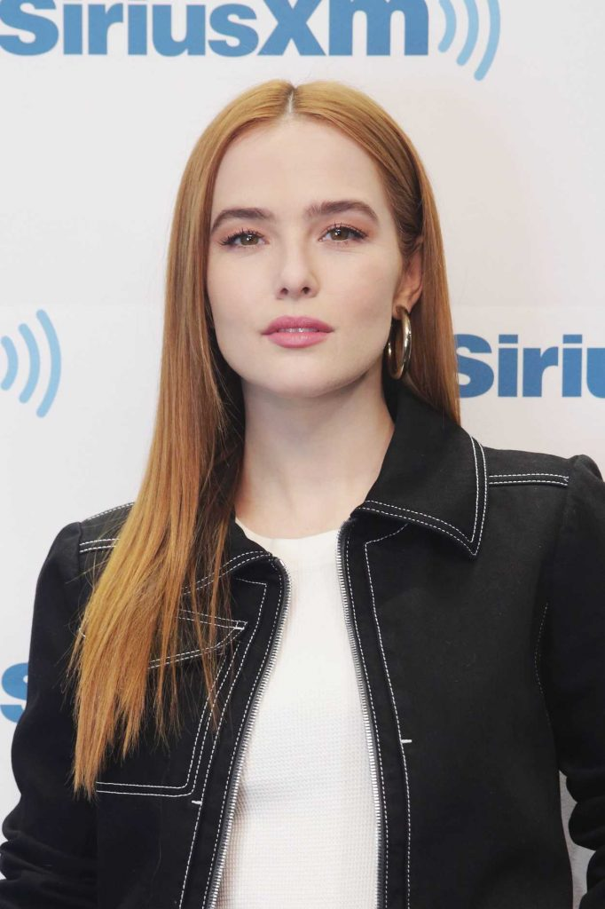 Zoey Deutch Visits SiriusXM Studios in New York City 03/20/2018-5
