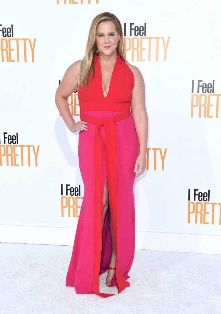 Amy Schumer at I Feel Pretty Premiere in Los Angeles 04/17/2018-1
