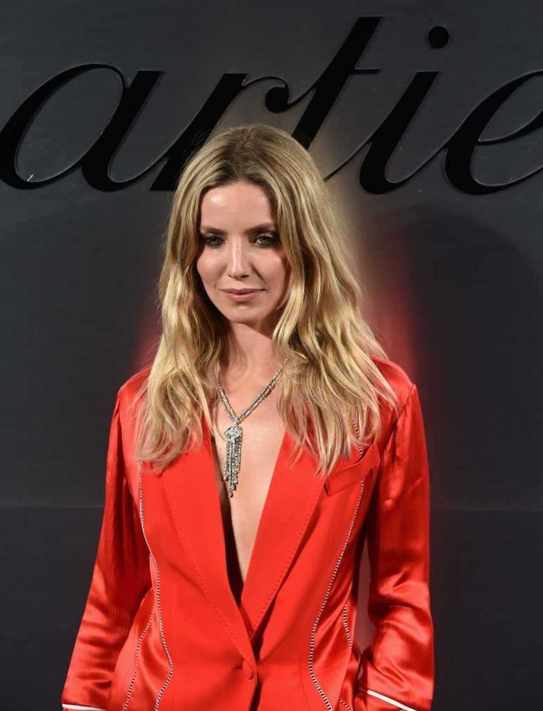 Annabelle Wallis at the Cartier's Bold and Fearless Celebration in San Francisco 04/05/2018-3