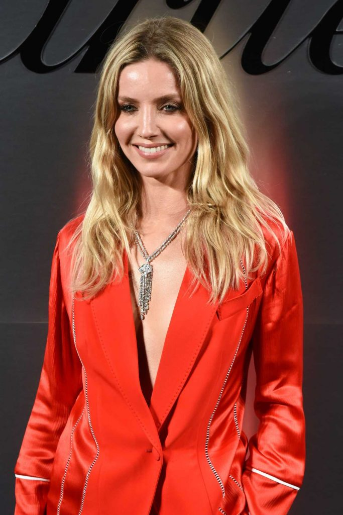Annabelle Wallis at the Cartier's Bold and Fearless Celebration in San Francisco 04/05/2018-4