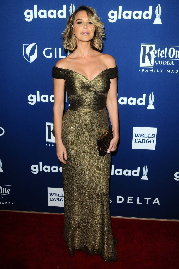Arielle Kebbel at the 29th Annual GLAAD Media Awards Rising Stars Luncheon in Beverly Hills 04/12/2018-1
