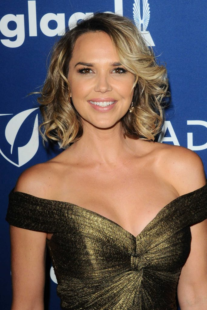 Arielle Kebbel at the 29th Annual GLAAD Media Awards Rising Stars Luncheon in Beverly Hills 04/12/2018-4