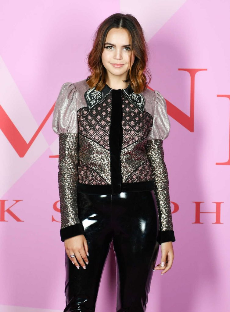 Bailee Madison at the Bvlgari Celebrates New Fragrance Omnia Pink Sapphire in Los Angeles 04/06/2018-2