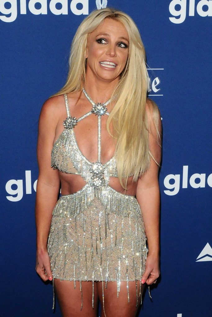 Britney Spears at the 29th Annual GLAAD Media Awards Rising Stars Luncheon in Beverly Hills 04/12/2018-4