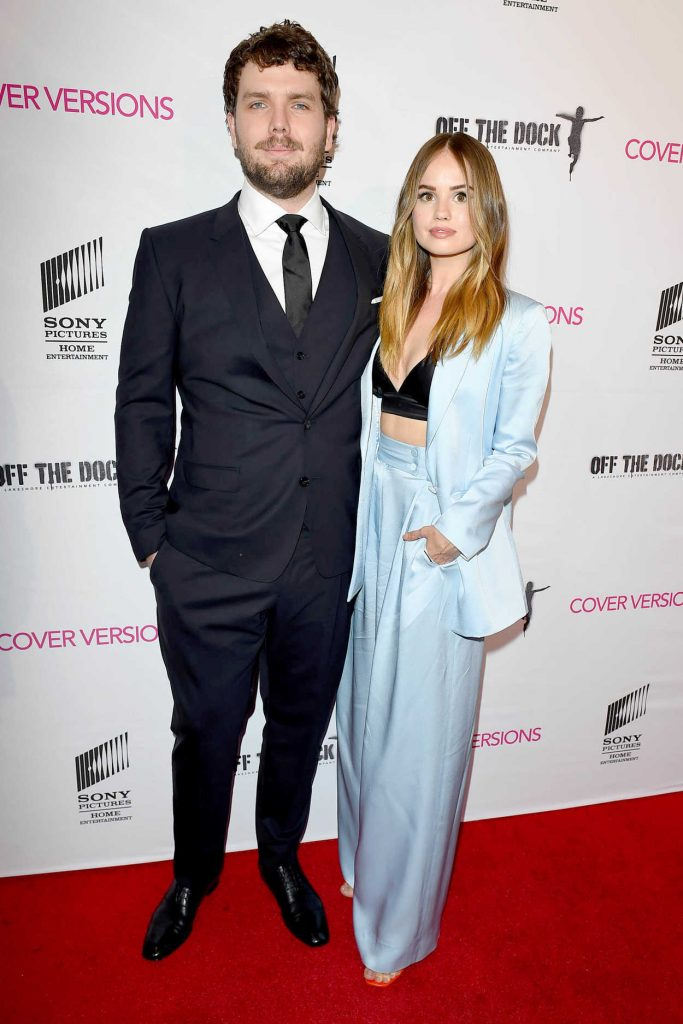 Debby Ryan at the Cover Versions Premiere in Los Angeles 04/09/2018-3