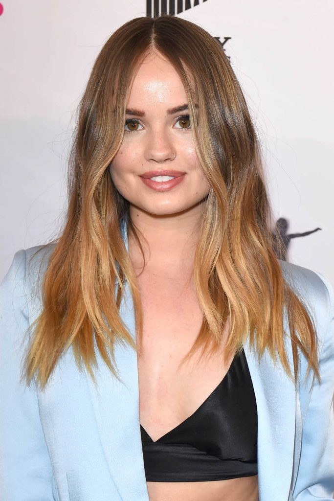 Debby Ryan at the Cover Versions Premiere in Los Angeles 04/09/2018-5