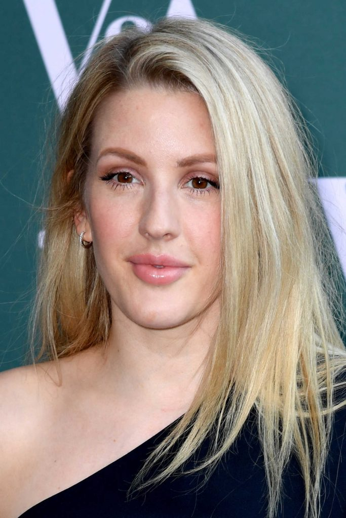 Ellie Goulding at the Fashioned for Nature Exhibition VIP Preview in London 04/18/2018-5