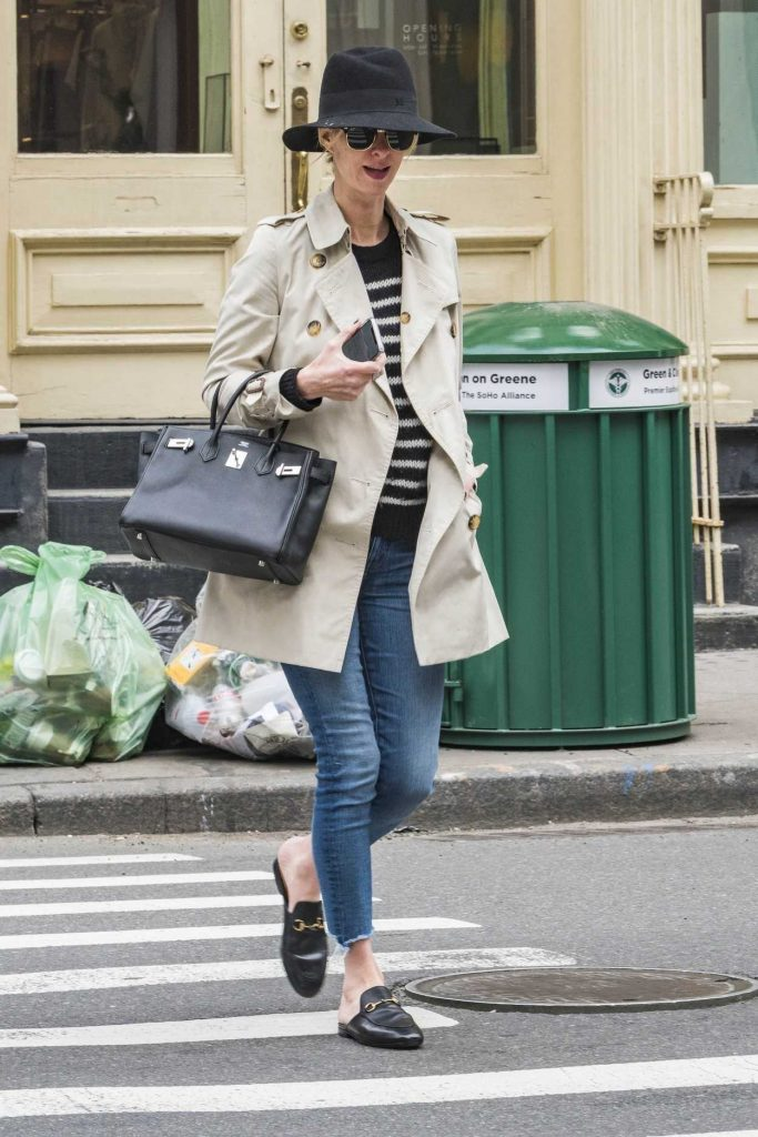 Nicky Hilton Was Seen Out in New York City 04/12/2018-2
