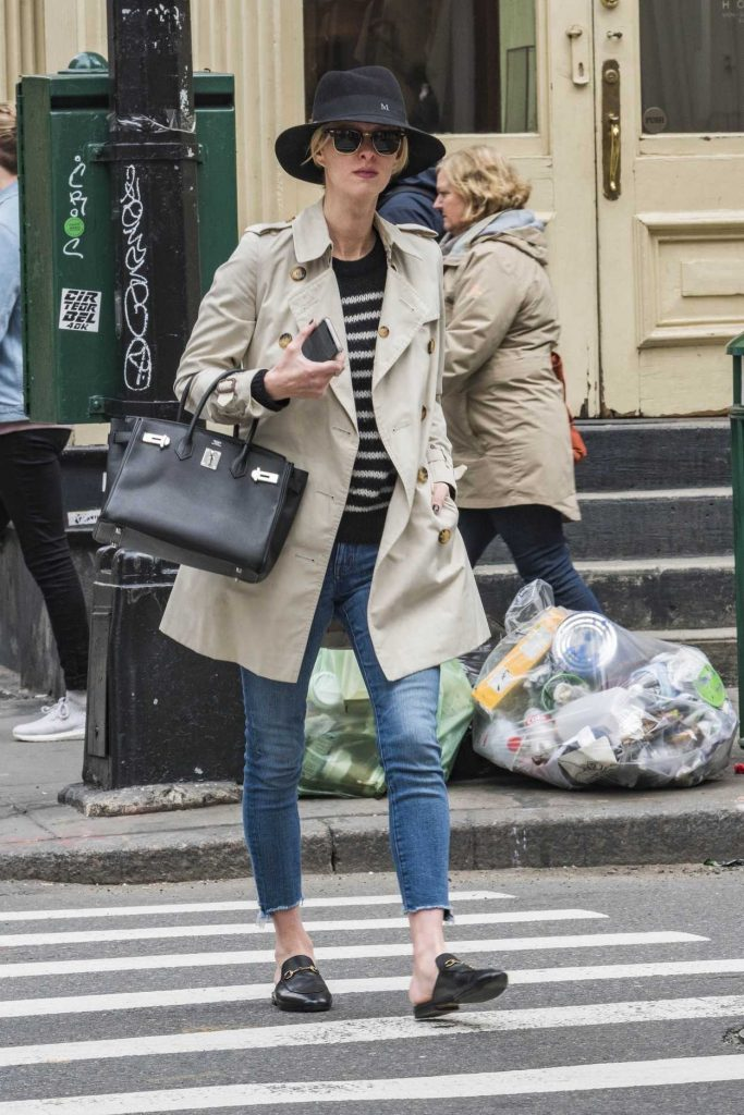 Nicky Hilton Was Seen Out in New York City 04/12/2018-4