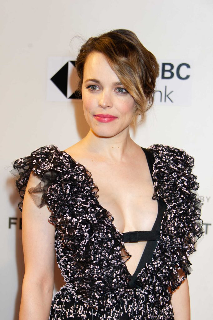Rachel McAdams at Disobedience Premiere During the Tribeca Film Festival in New York City 04/24/2018-5