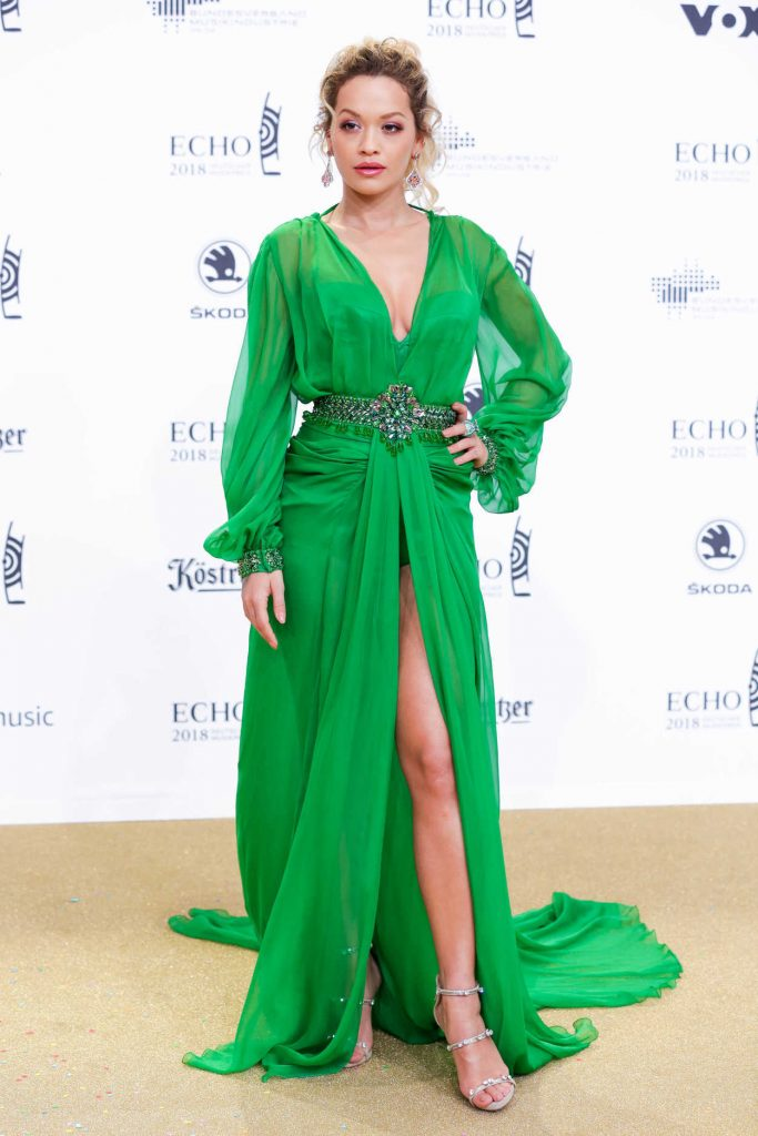 Rita Ora at 2018 Echo Music Awards in Berlin 04/12/2018-1