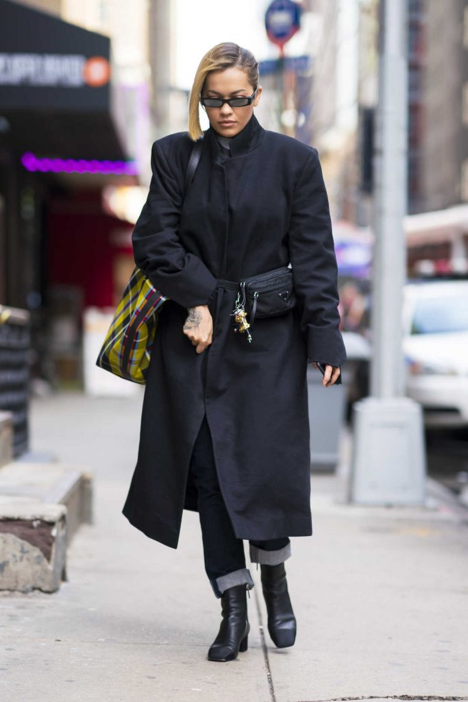 Rita Ora Was Seen Out in New York City 04/06/2018-2