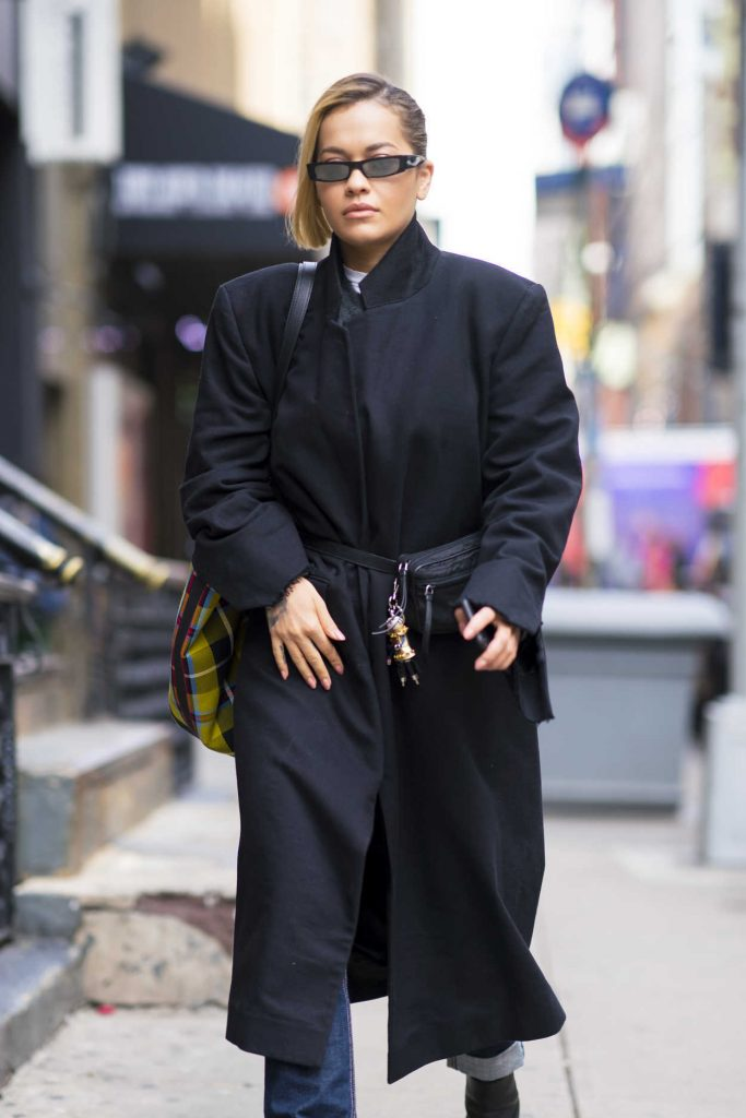 Rita Ora Was Seen Out in New York City 04/06/2018-5